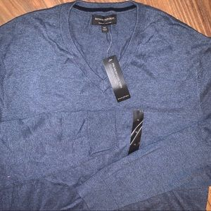 NWT Banana Republic Sweater Blue Long Sleeve